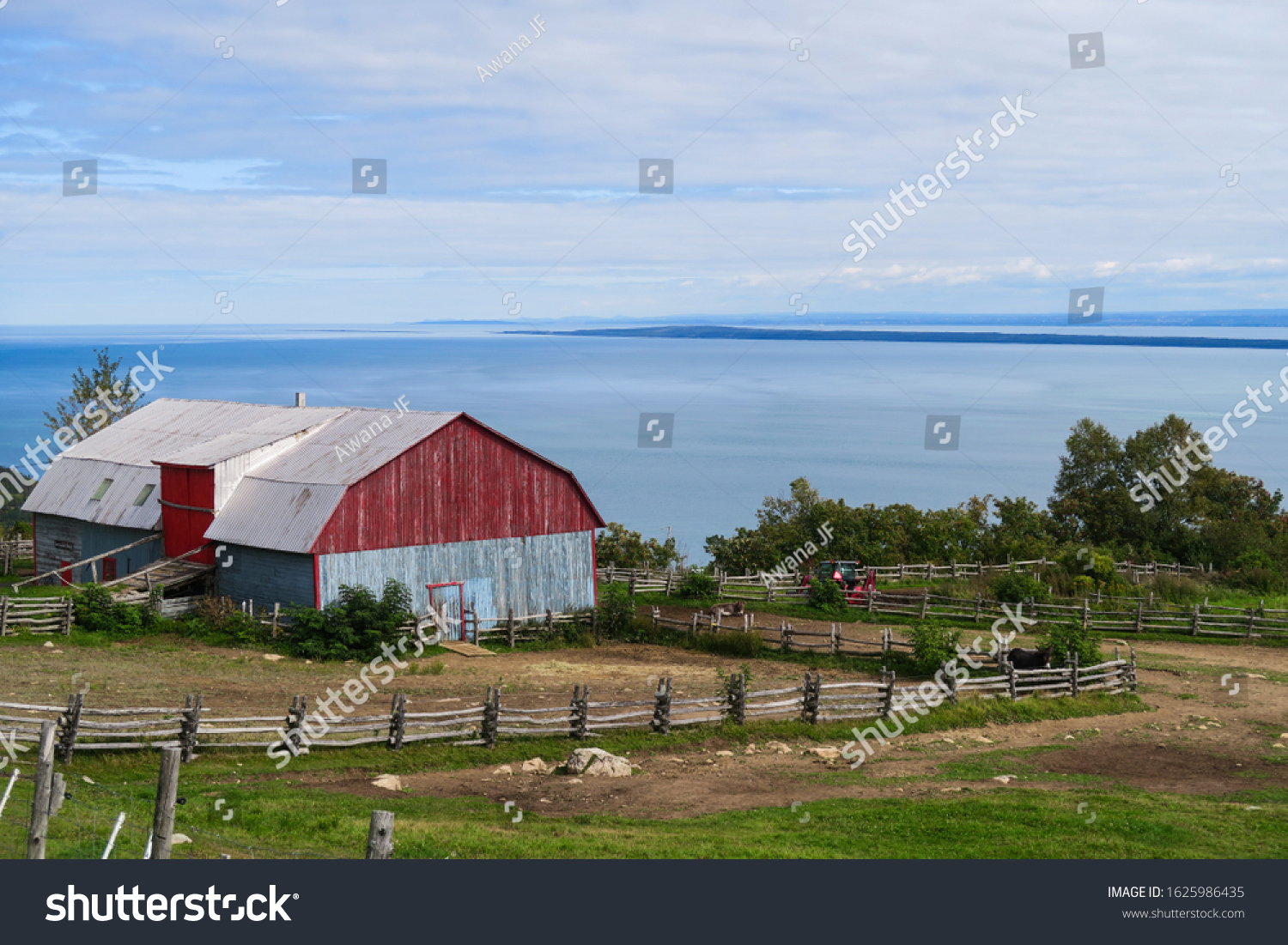 stock-photo-charlevoix-canada-september-