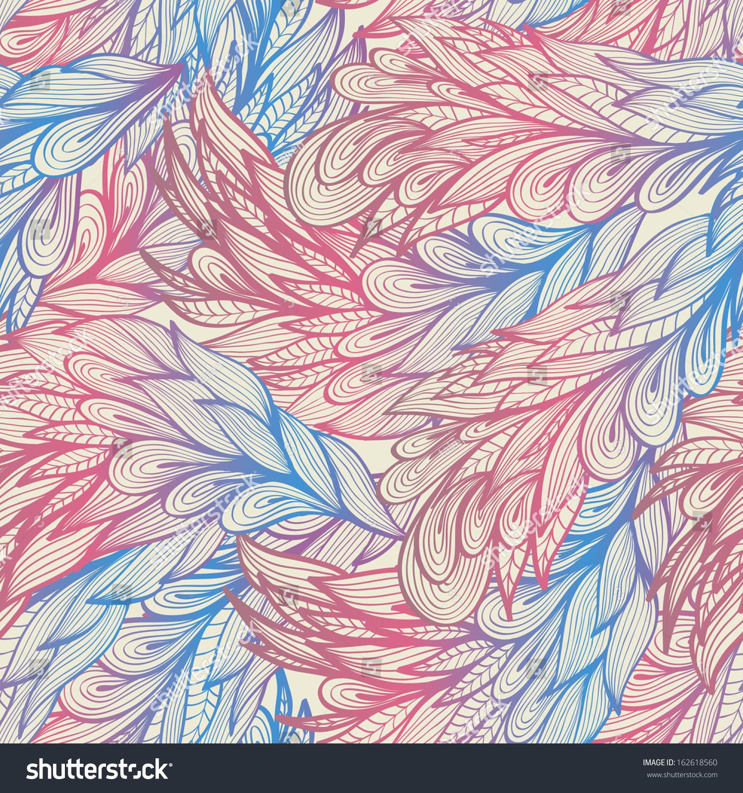Vintage pastel pattern - photo#19