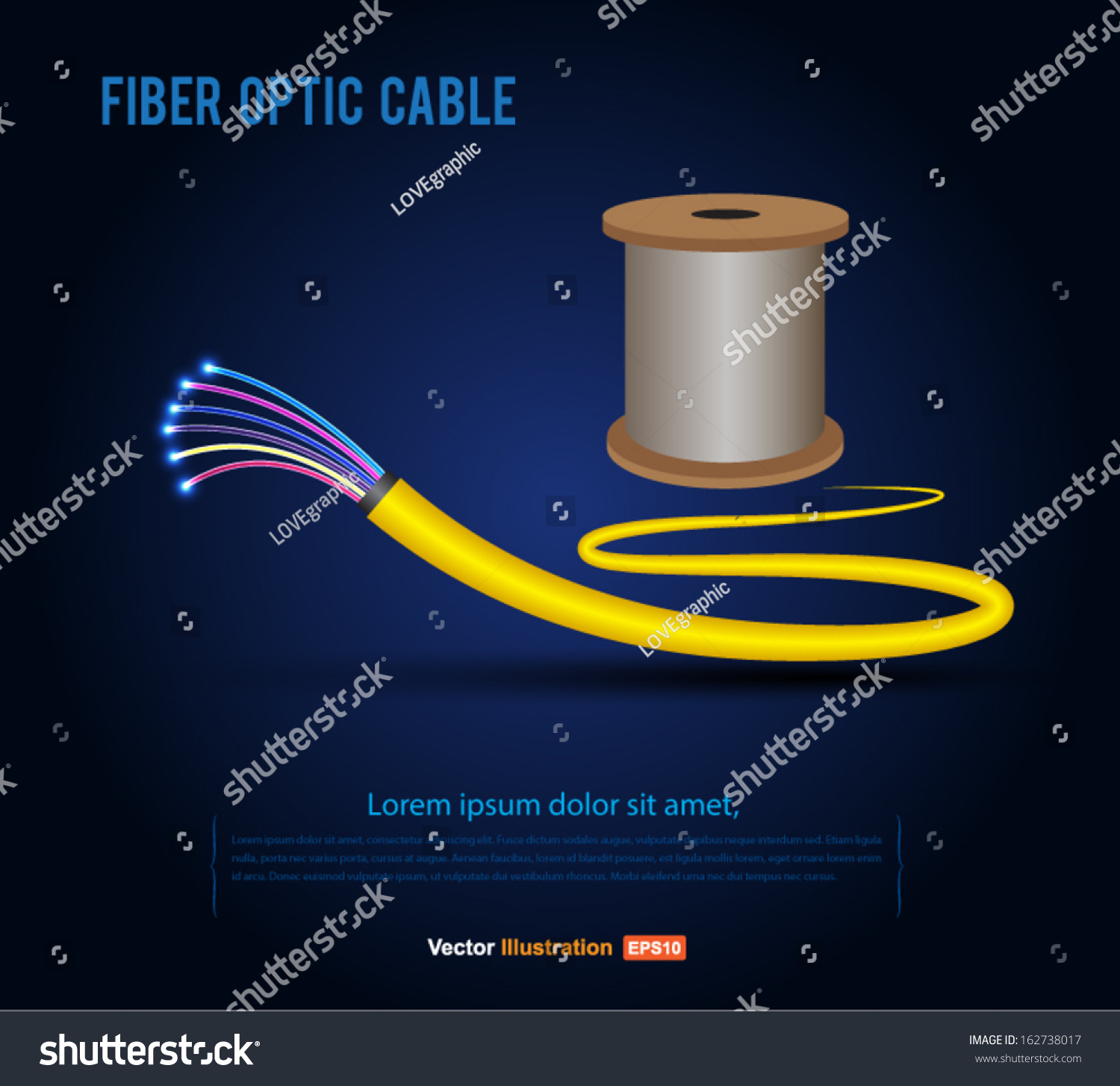 the use of fiber optics in communication technology Fiber optics technology  optical fiber communication lecture 14 optical time division multiplexing from.