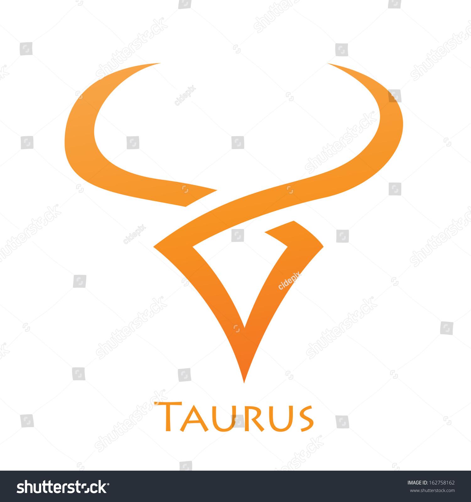 Illustration Simplistic Lines Taurus Zodiac Star Stock ...
