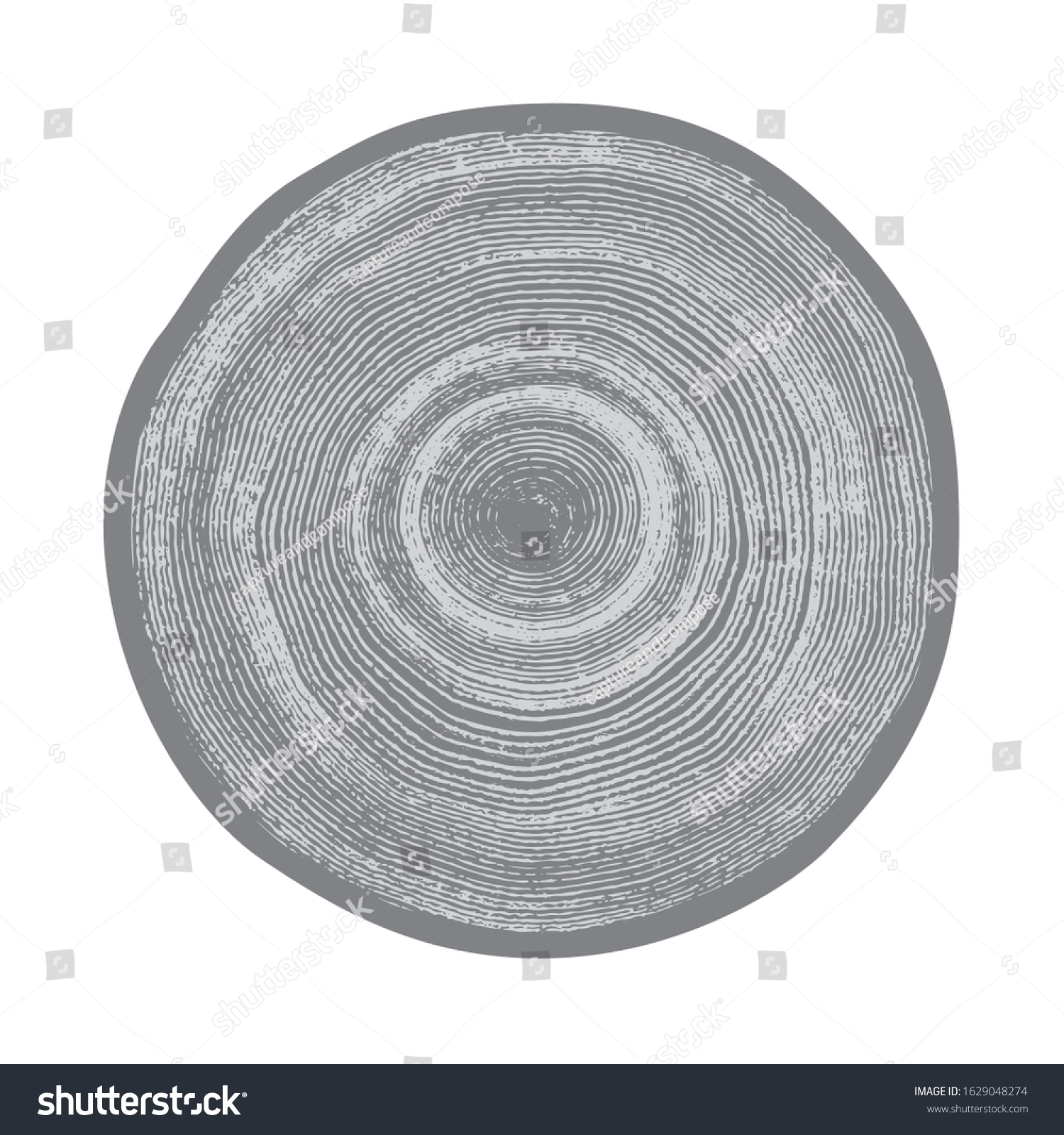 Light Gray Wood Texture Stamp Detailed Stock Vector Royalty Free