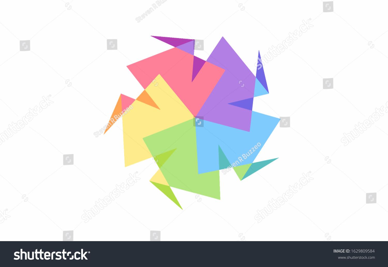 modular origami: transforming the Japanese pinwheel into a Sonobe ... | 1032x1500