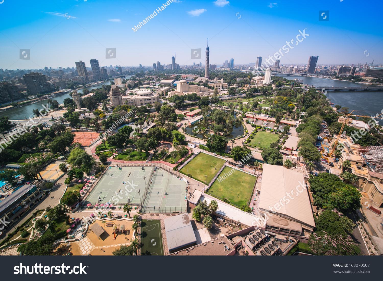Zamalek Egypt  city photos gallery : zamalek island in a sunny morning sunny zamalek zamalek cairo egypt ...