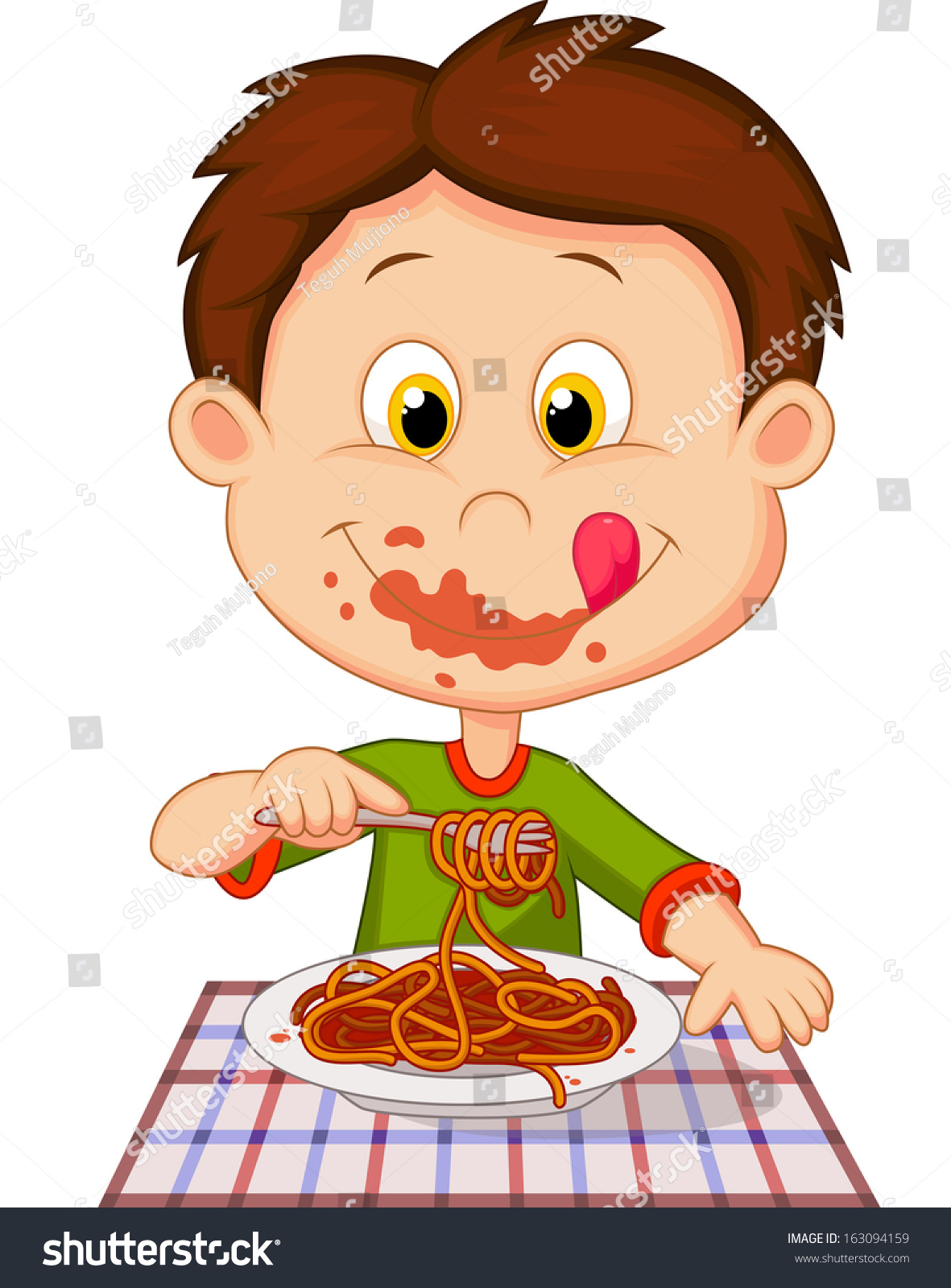 baby eating clipart - photo #38
