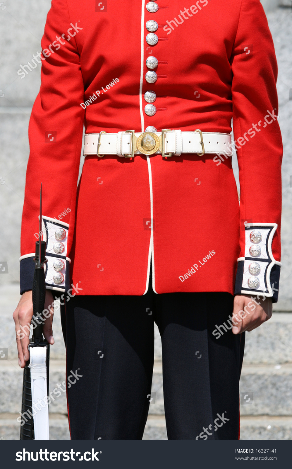 The governor general s foot guards - A Governor General S Foot Guard Standing At Attention Ottawa Ontario Canada