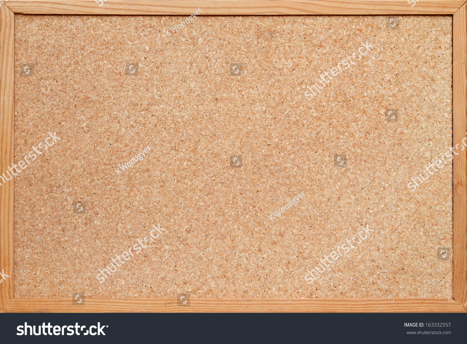 blank cork board - photo #46