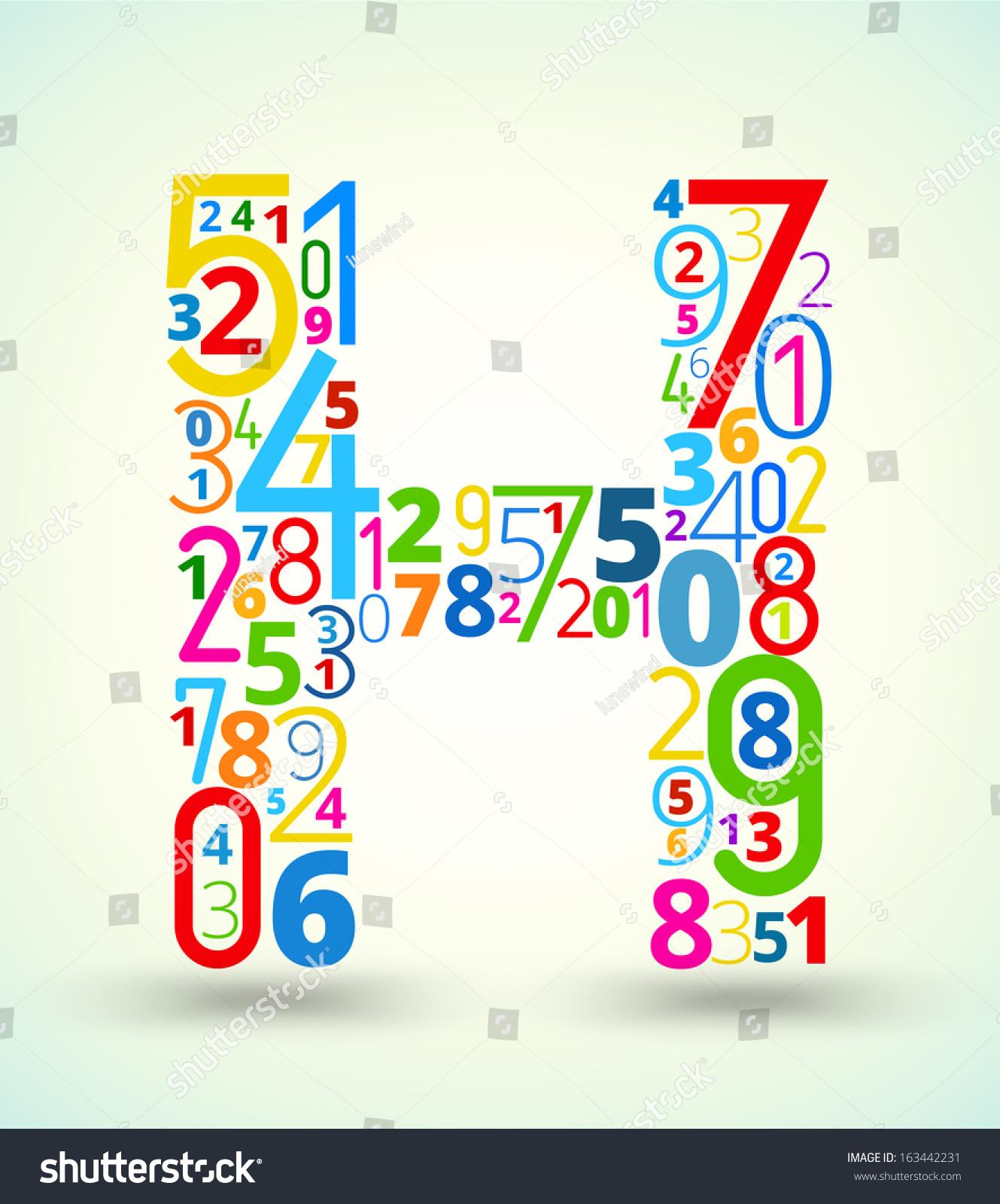 Rainbow Numbers To 20   Images Guru