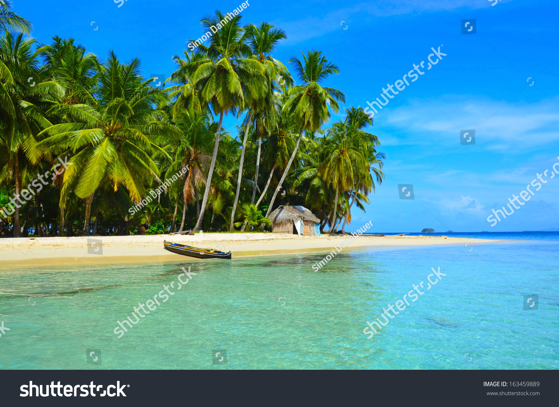 ls land 07 Tropical Lsland Stock Photo 163459889 : Shutterstock