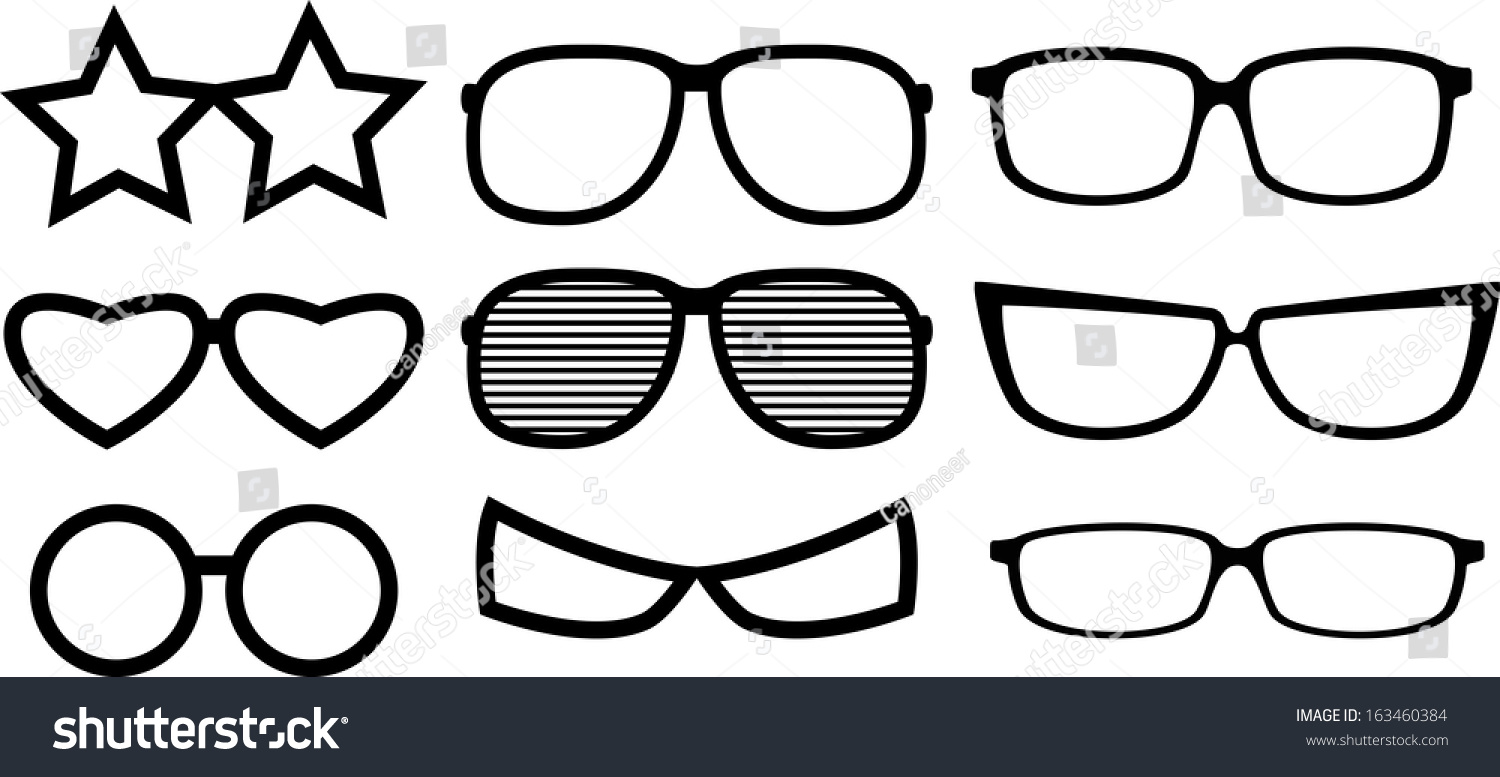 Glasses Vector www.galleryhip.com - The Hippest Pics