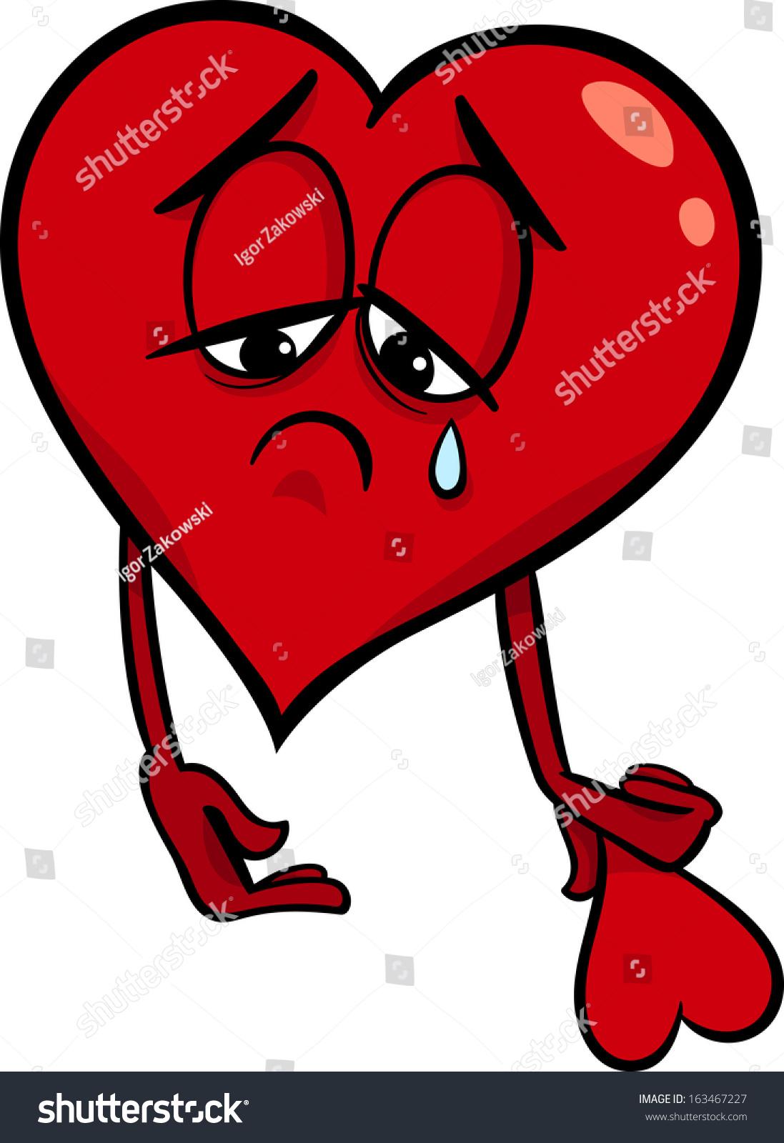sad love cartoons the hippest pics