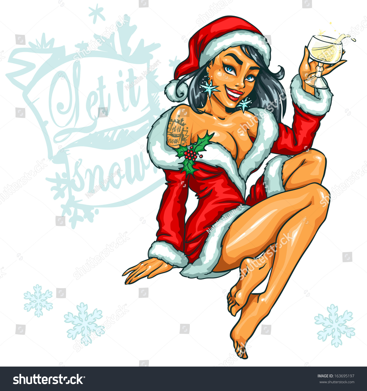 flirting signs for girls images pictures christmas cards