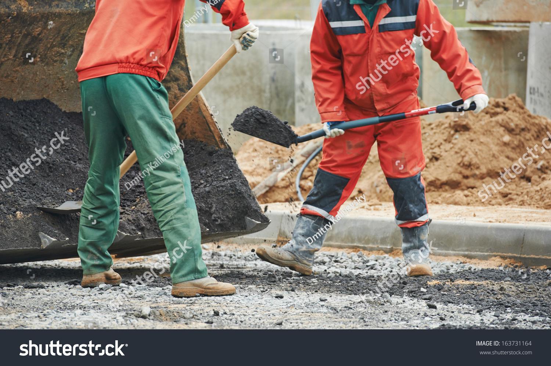 asphalting machine