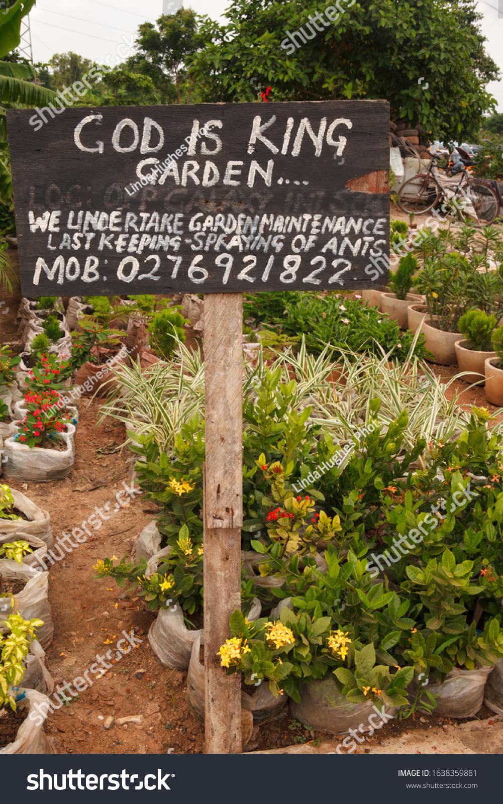 Accra Ghana Africa July 12 2012 Photo De Stock Modifier Maintenant 1638359881