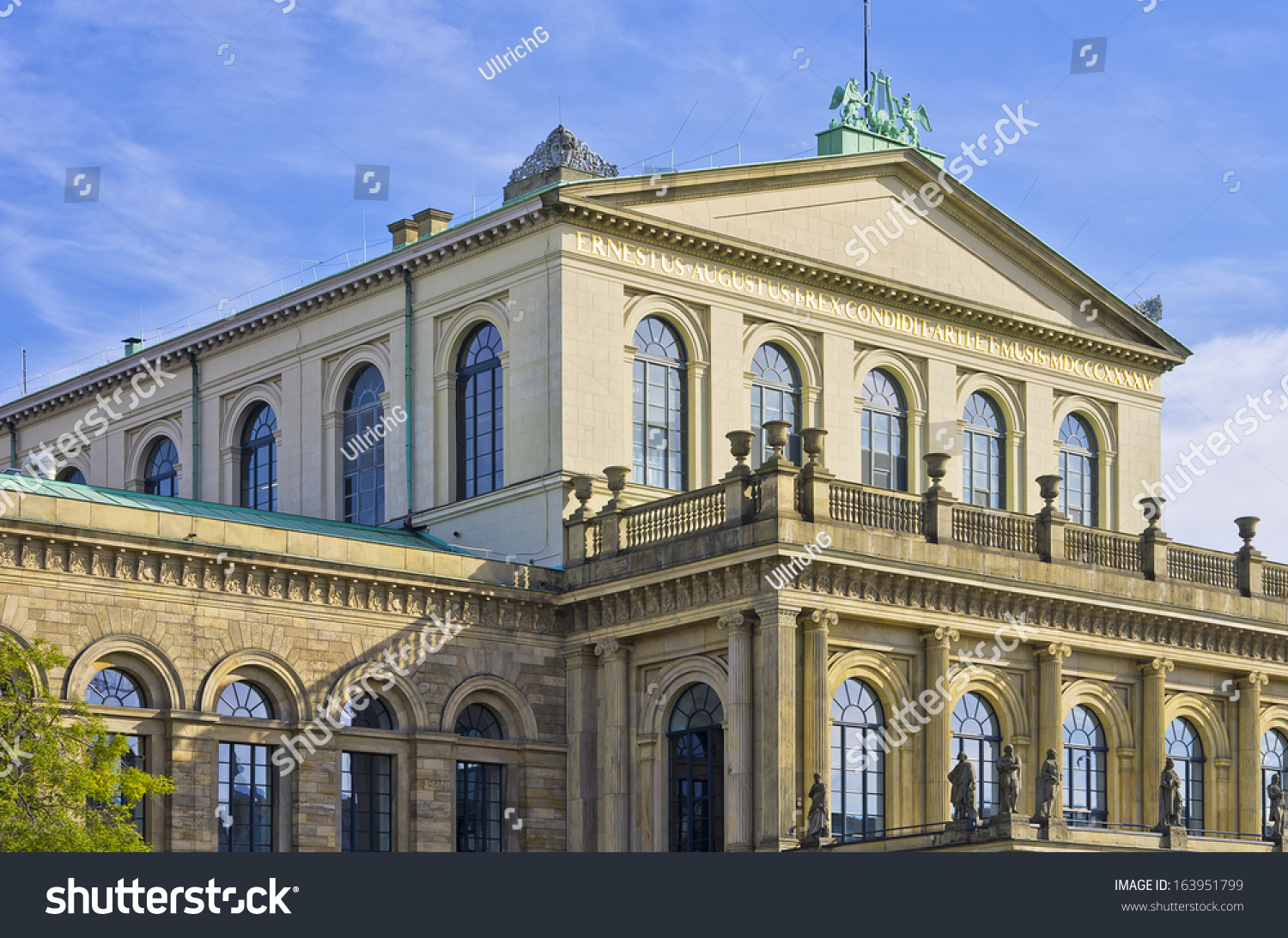 The hanover opera house hannover germany stock photo for The hanover house