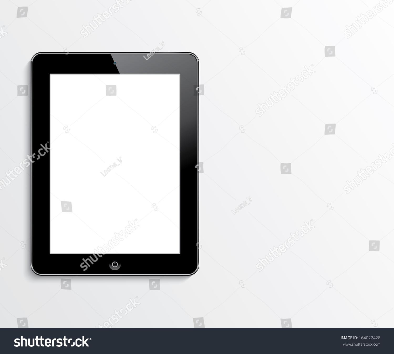 电脑平板电脑空白屏幕 向量现实的例证 eps10 商业 金融,物体 海洛创意 HelloRF Shutterstock中国独家合作伙伴 正版素材在线交易平台 站酷旗下品牌