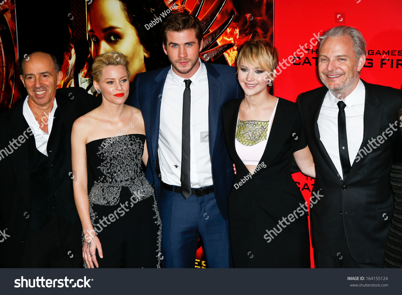 New Yorknov 20 Actor Liam Hemsworth Stock Photo Edit Now 164155124