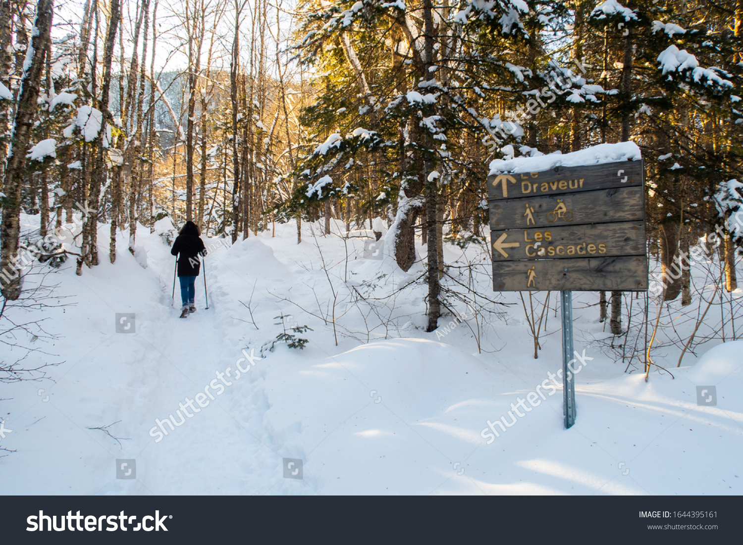 stock-photo-woman-walking-in-the-snow-wi