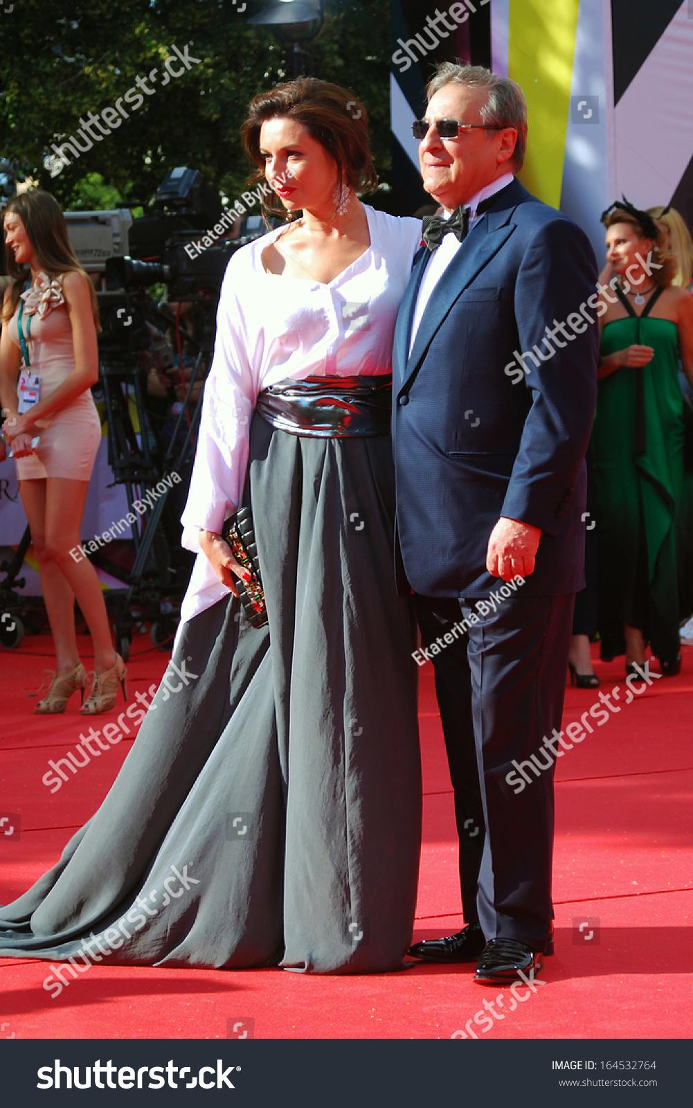 Alisa Khazanova moscow june 20 actress alisa khazanova stock photo (edit now