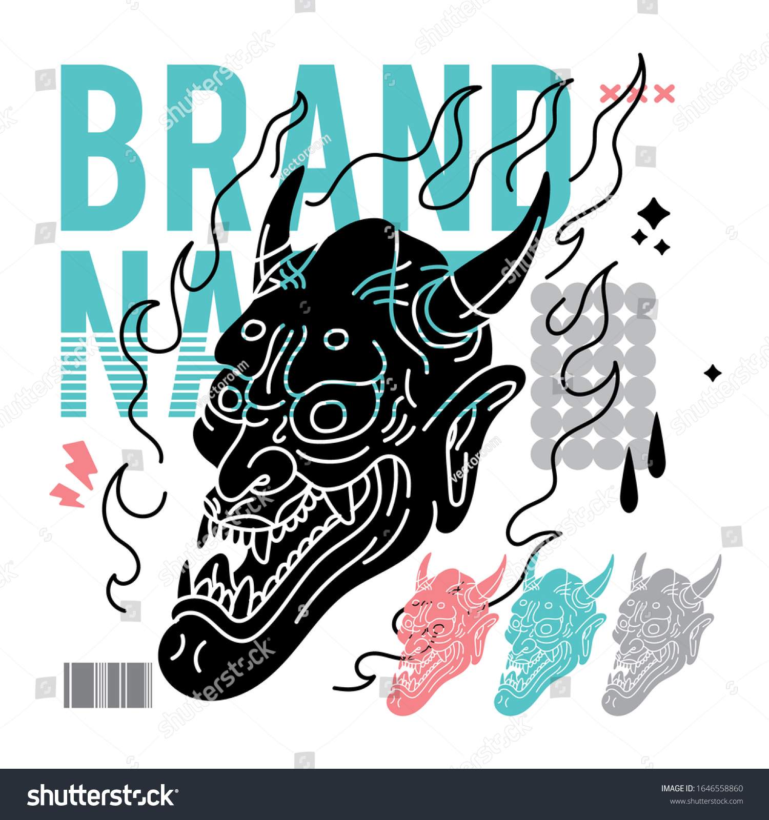 Oni Mask Hannya Mask Japan Mask Stock Vector Royalty Free 1646558860 Find best oni mask wallpaper and ideas by device, resolution, and quality (hd, 4k) from a curated website list. https www shutterstock com image vector oni mask hannya japan vector illustration 1646558860