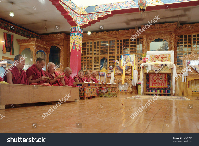Leh, Ladakh - June 28: Three Days Tara Mantra Puja In Honor Of His Holiness The Xiv Dalai Lama ...