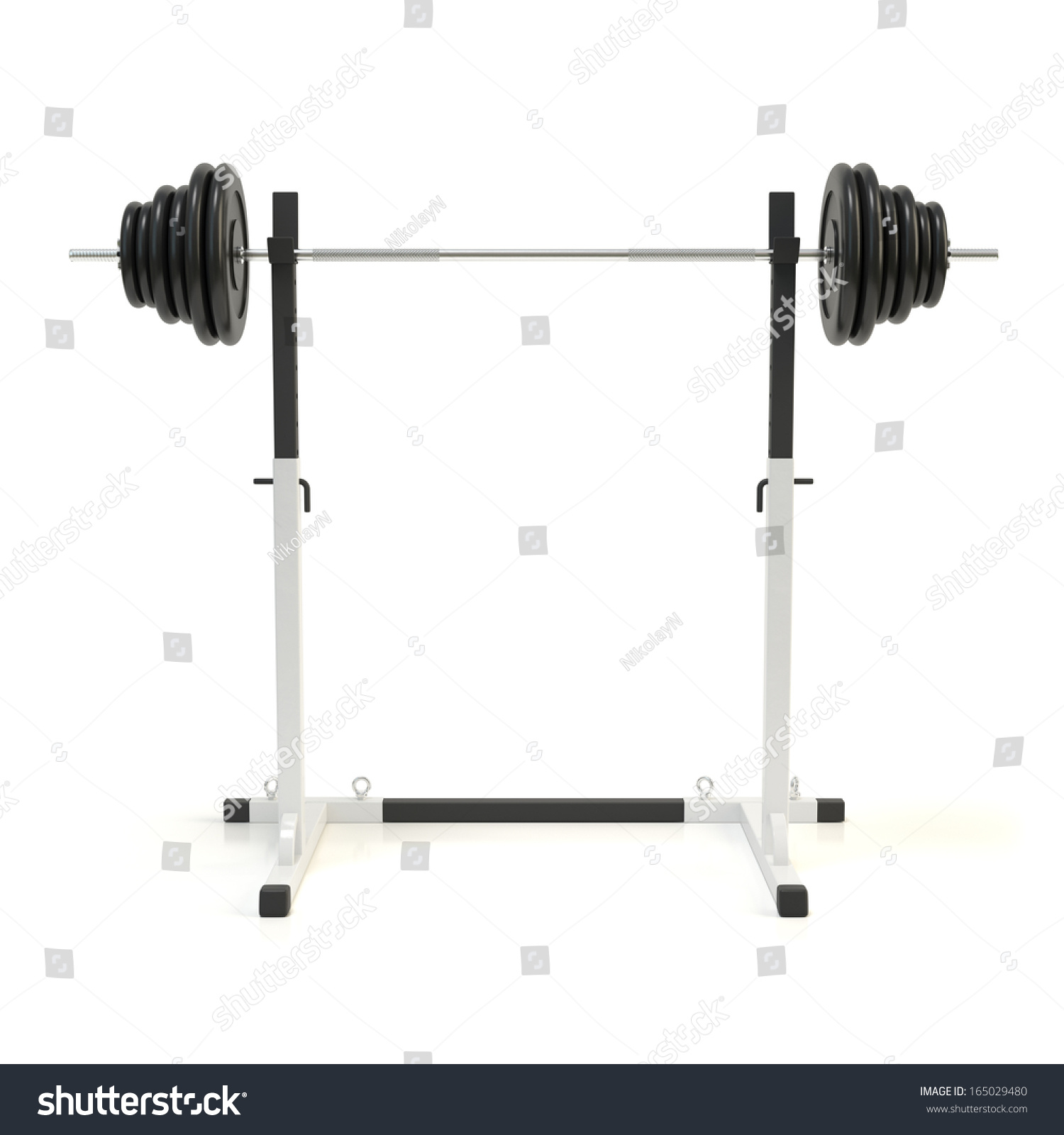 home pin rack exercise up workout ebay gym squat equipment tower power bench press pull