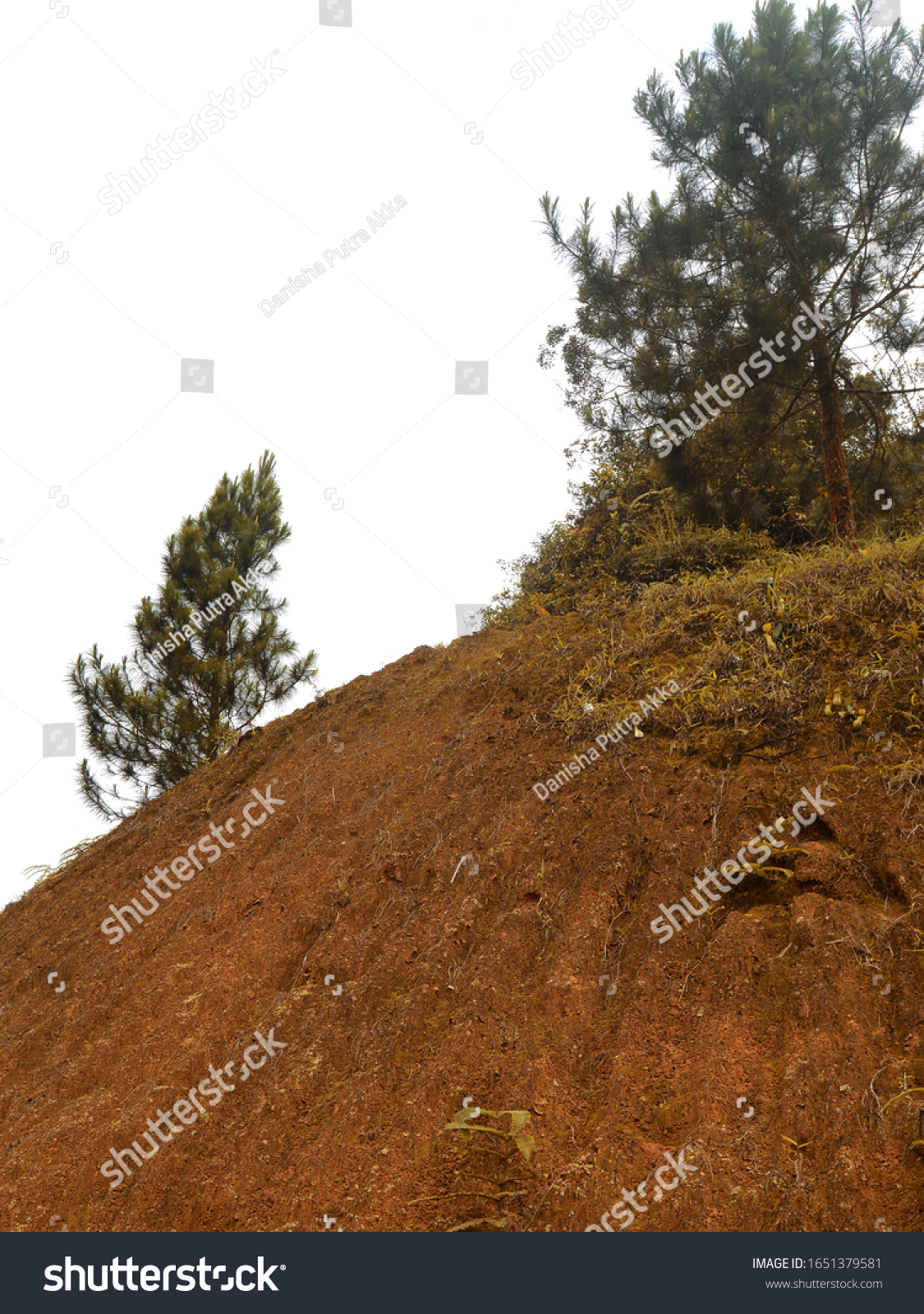 stock-photo-steep-cliffs-eroded-dirt-tra