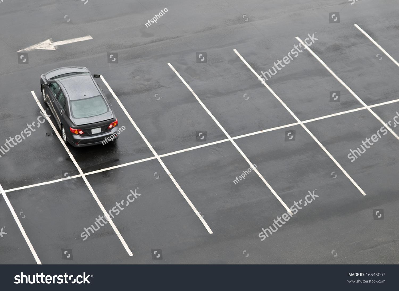 какое парковочное место занимает автомобиль