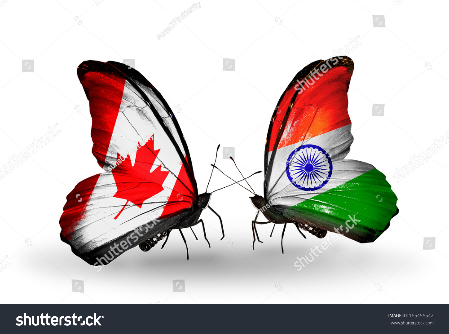 canada and india relationship