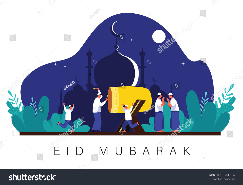 ramadan kareem eid mubarak background vector stock vector royalty free 1655445136 https www shutterstock com image vector ramadan kareem eid mubarak background vector 1655445136