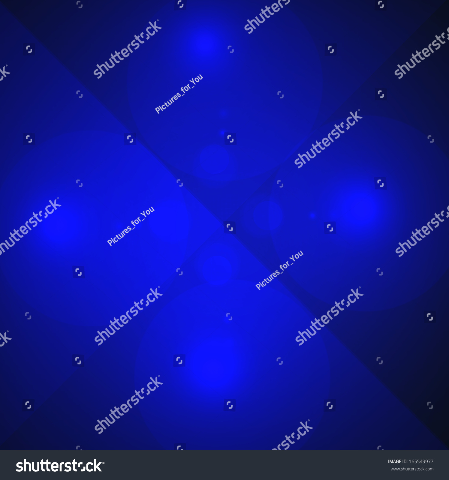 blue abstract light effect - photo #34