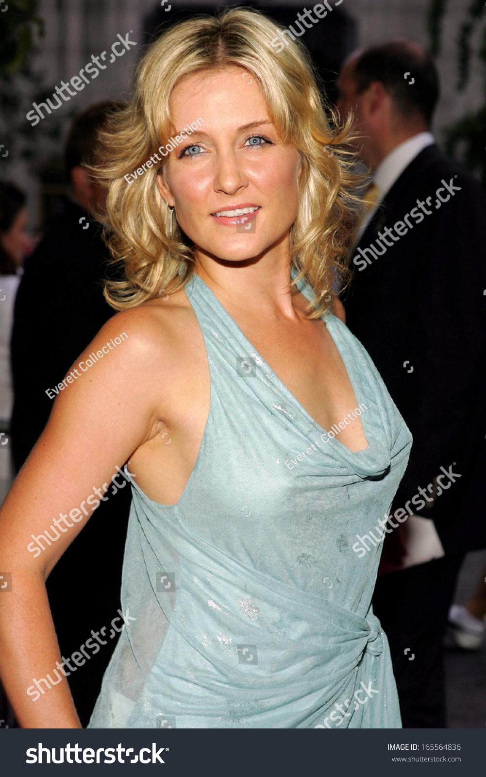 Amy Carlson Bilder amy carlson world premiere paramount pictures stockfoto