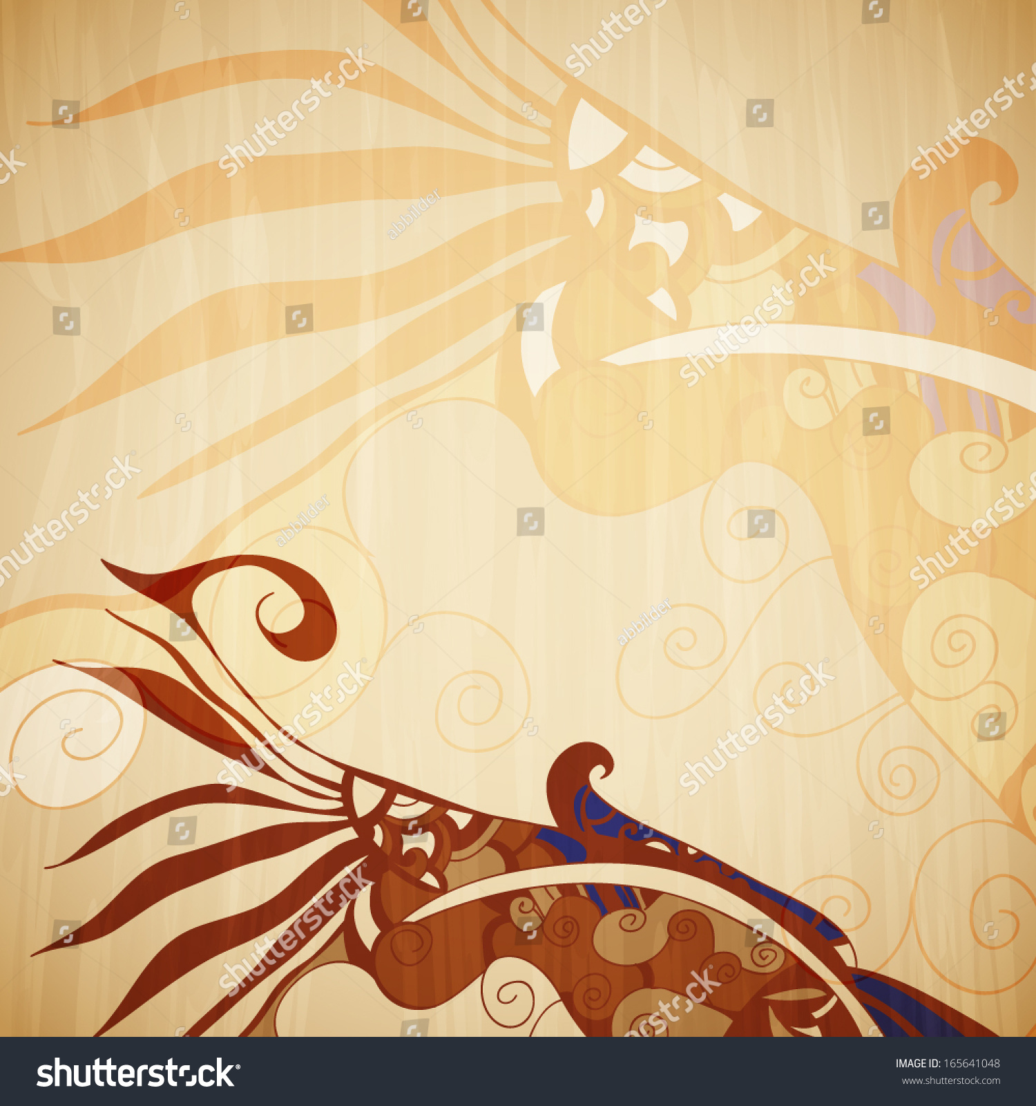 batik background stock vector royalty free 165641048 https www shutterstock com image vector batik background 165641048