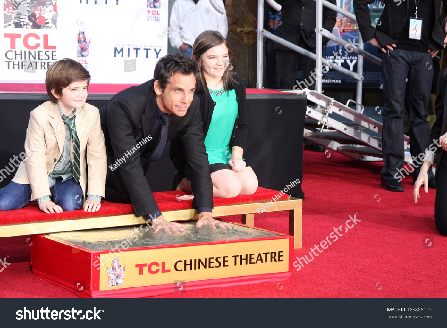 Los Angeles - Dec 3: Quinlin Dempsey Stiller, Ben Stiller ...