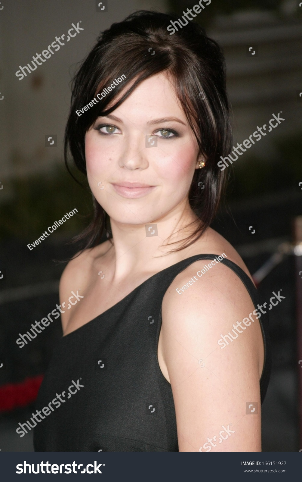 Mandy Moore American Dreamz Premiere Arclight Stock Photo (Edit Now