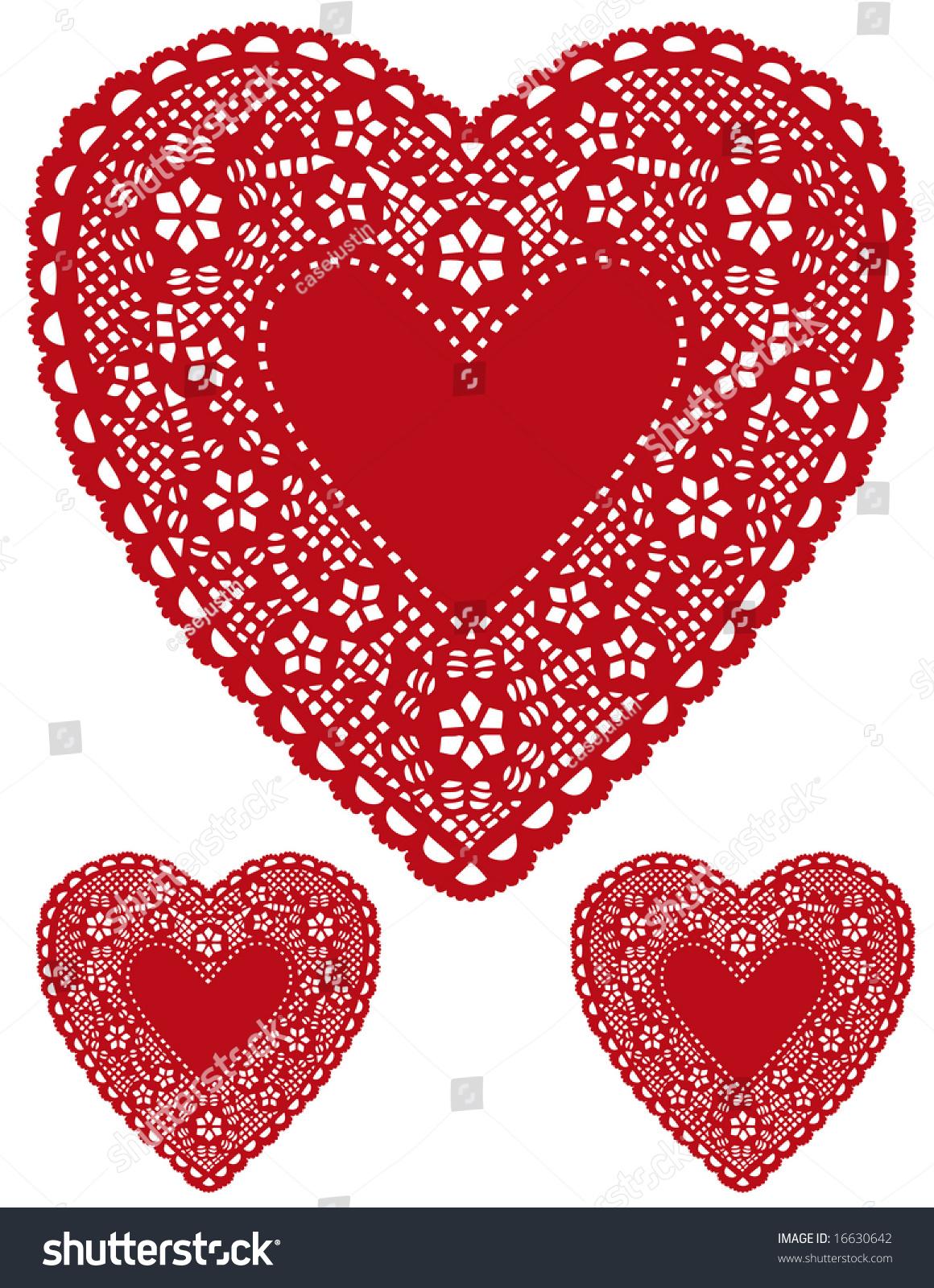 Vintage Red Heart 93