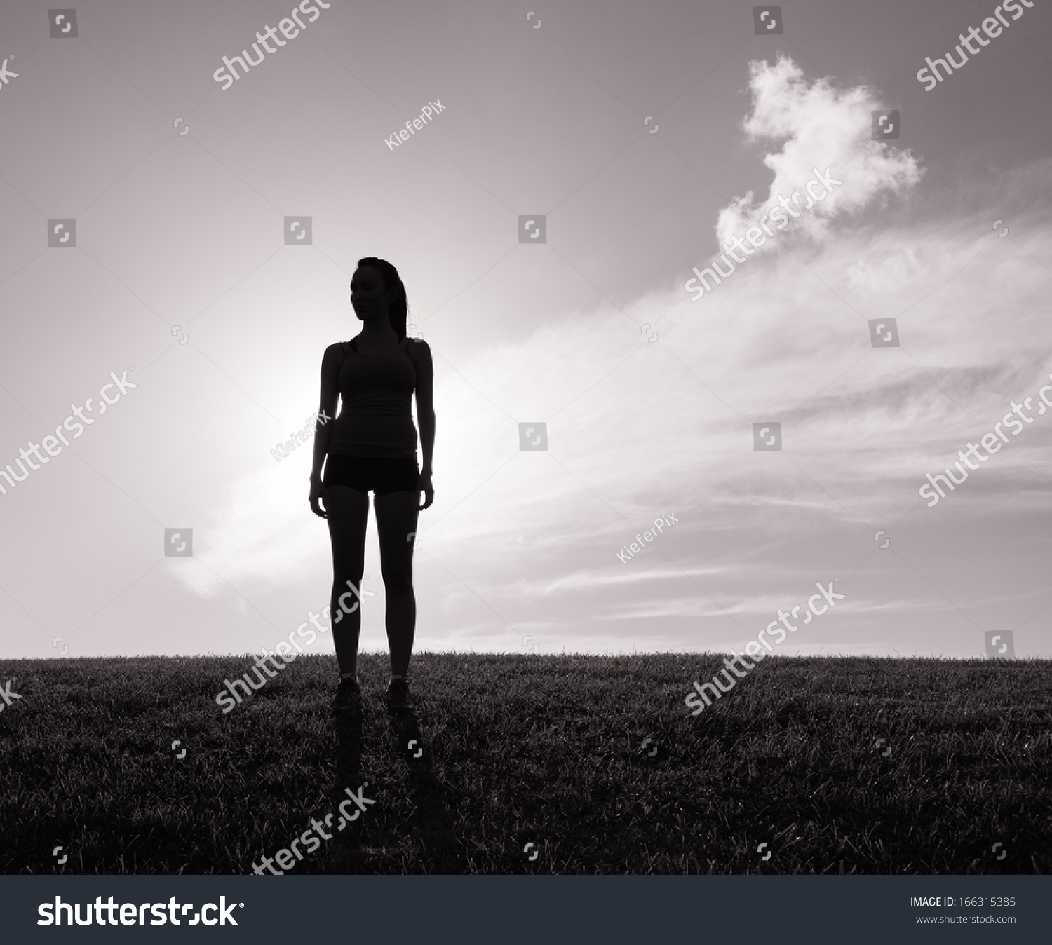 Black And White Lonely Pictures - Impremedianet-9868