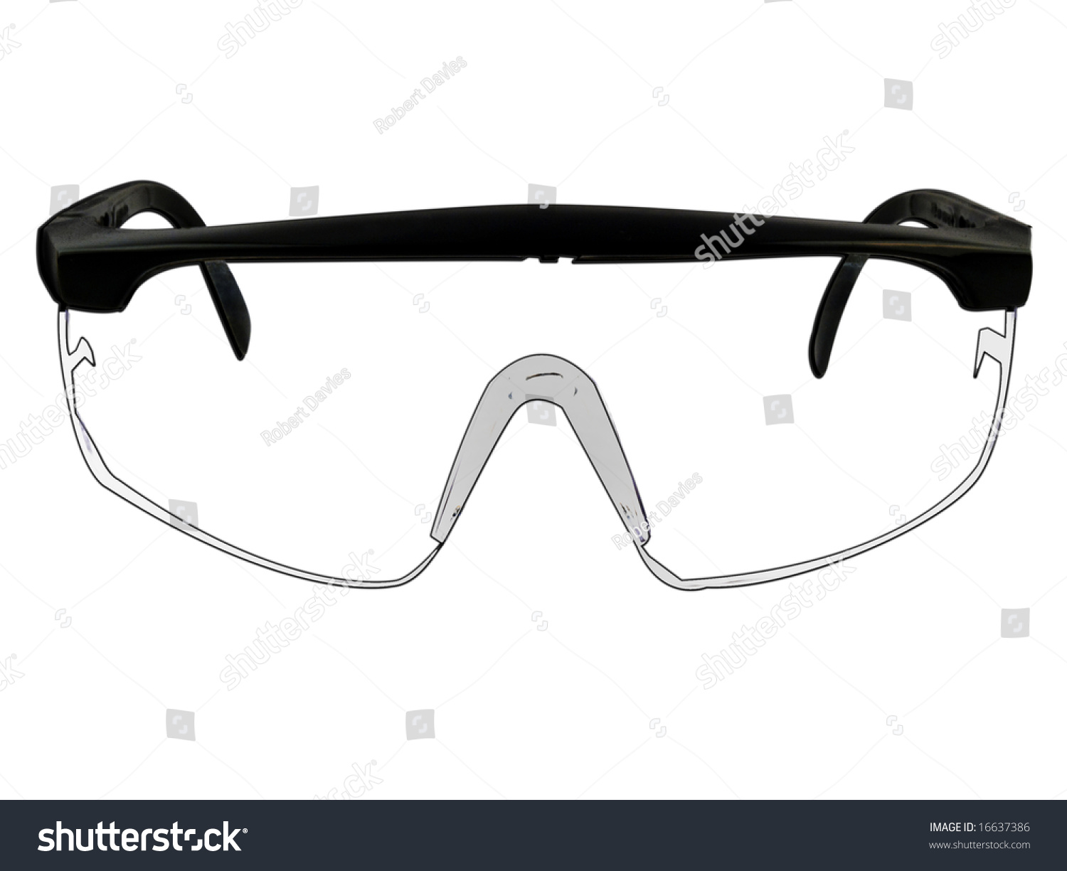safety goggles  Safety Goggles Glasses Illustration Isolated On Stock Illustration ...