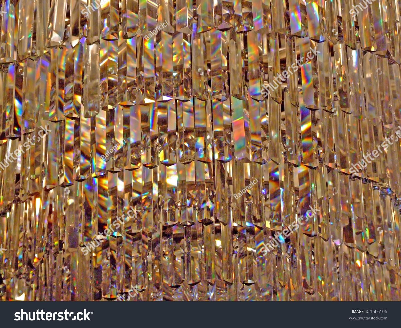 Shiny crystal chandelier ballroom stock photo 1666106 shutterstock shiny crystal chandelier in the ballroom arubaitofo Gallery