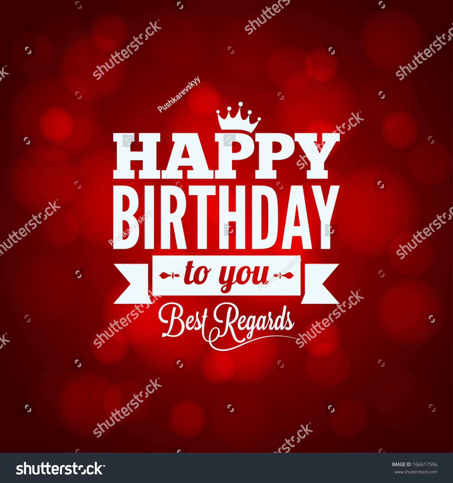happy birthday sign design background stock vector 166617596 shutterstock. Black Bedroom Furniture Sets. Home Design Ideas