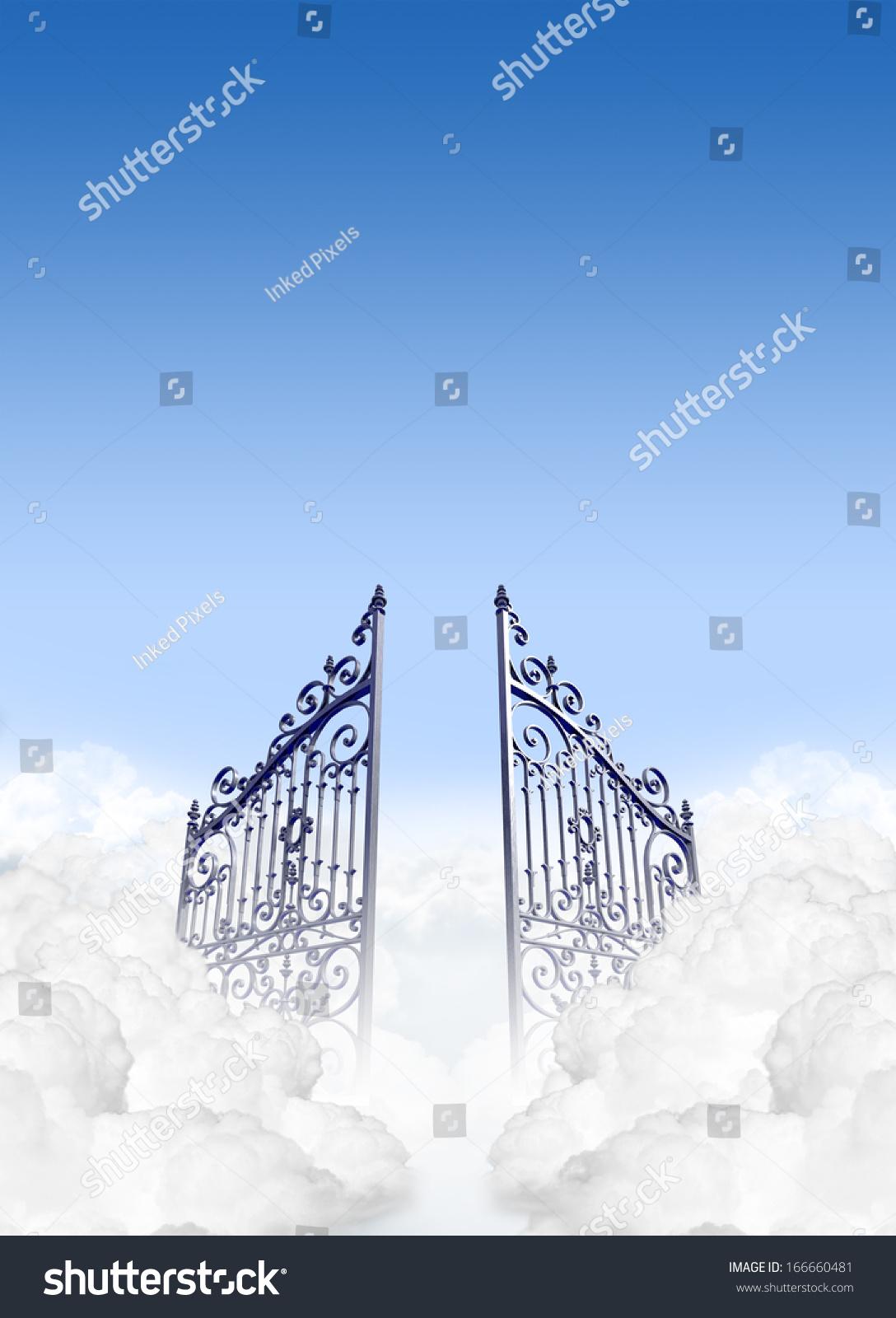 how to walk under an open heaven