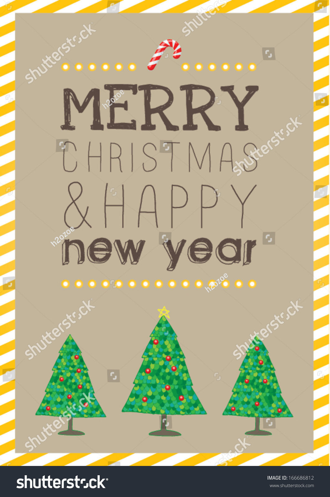 christmas poster template vectorillustration background greeting