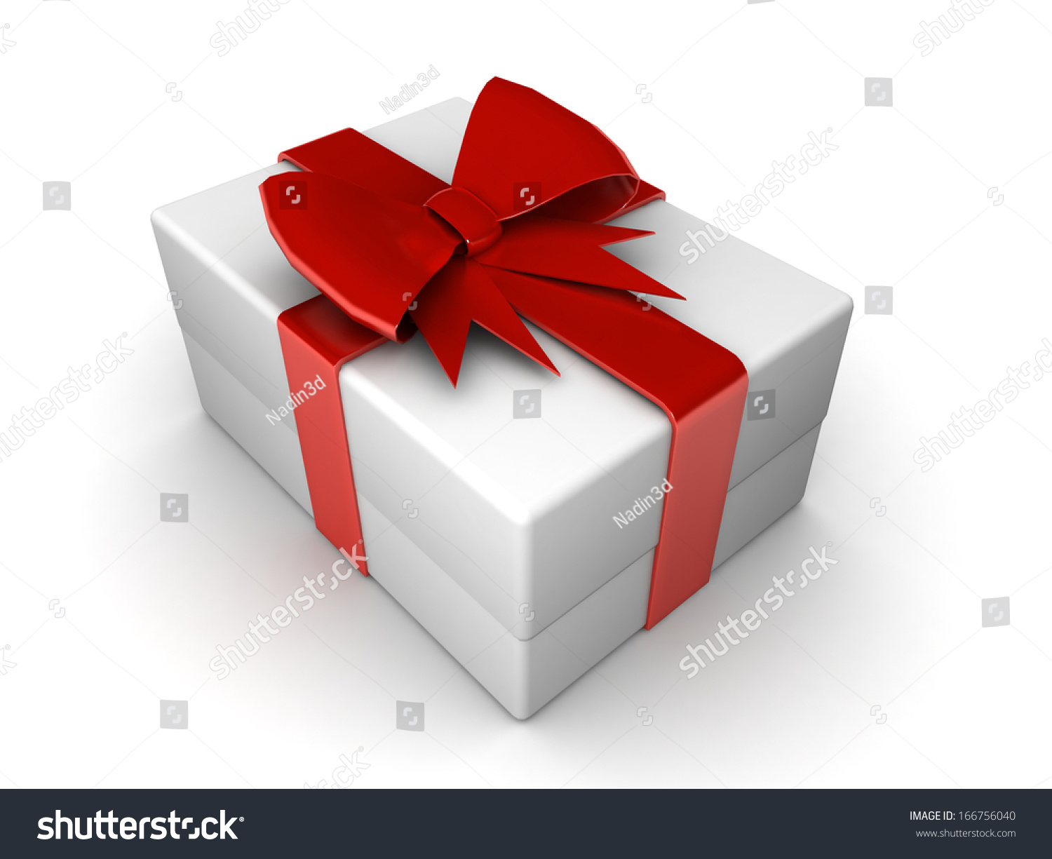 3 D Gift Box Design Element Various Stock Illustration Royalty