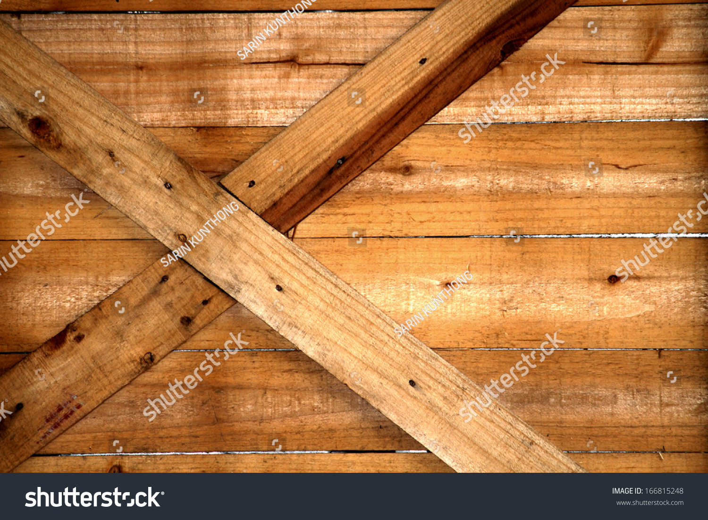 Wooden Pallet Background Stock Photo 166815248 : Shutterstock