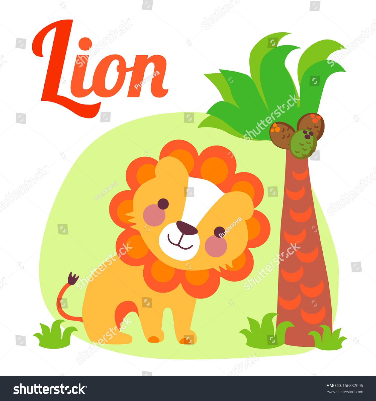 cute animal alphabet abc book vector stock vector 166832006