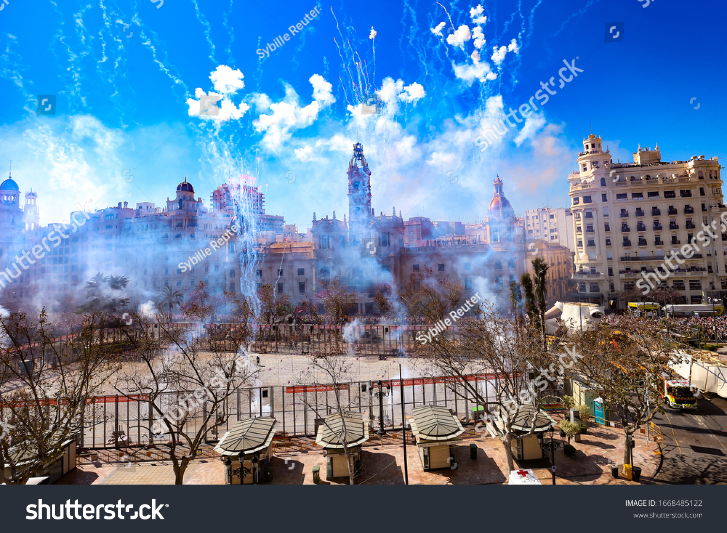 stock-photo-valencia-spain-march-masclet