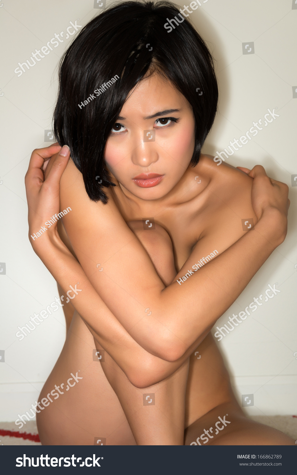young asian nude