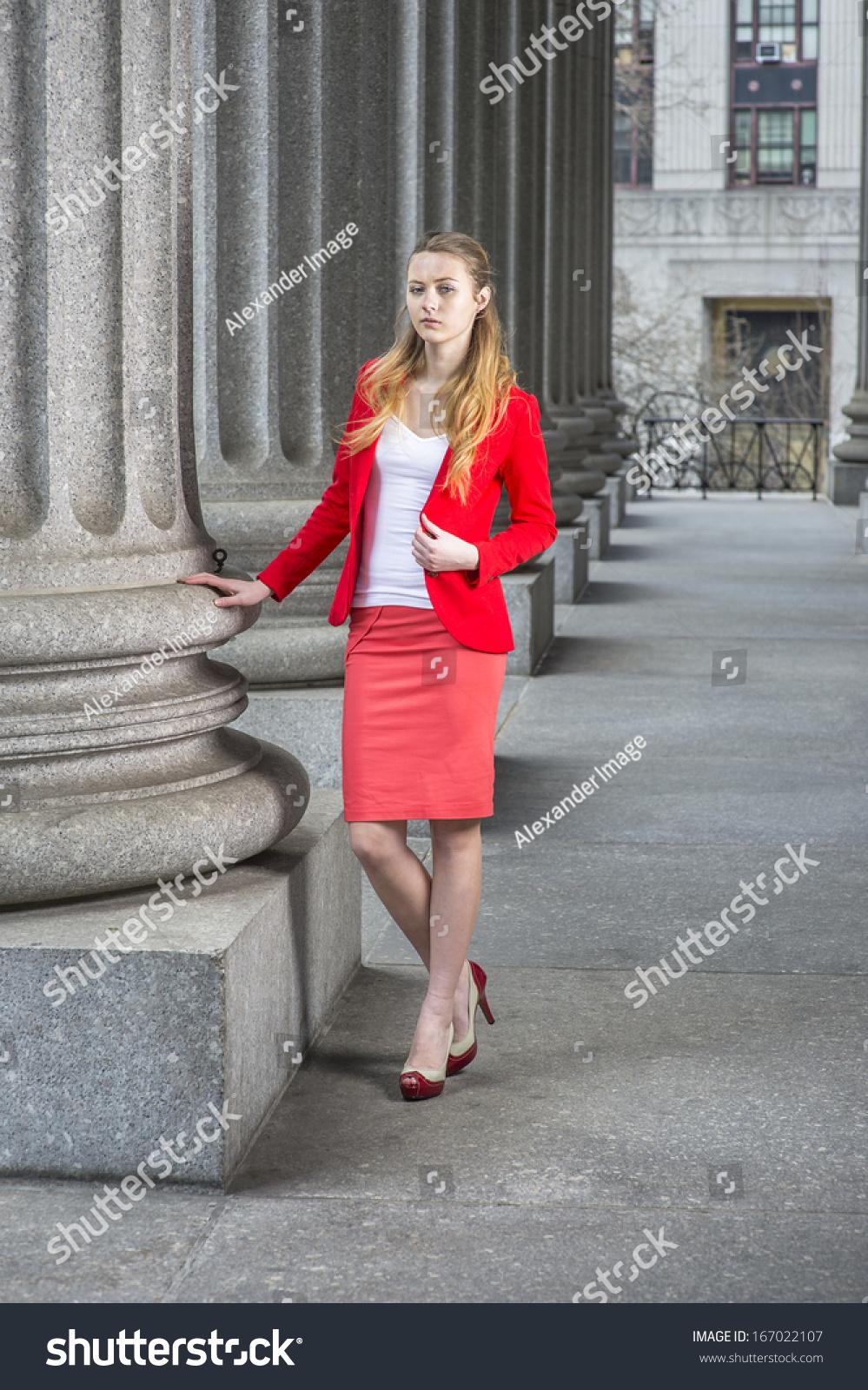 Red Under Heels
