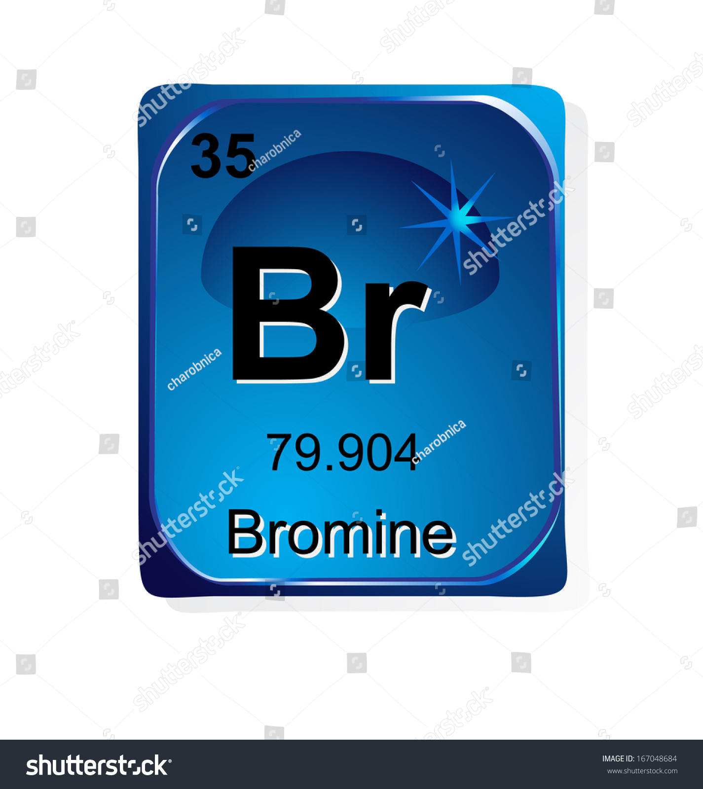 bromine chemical element with atomic number symbol and weight - Bromine Periodic Table Atomic Number