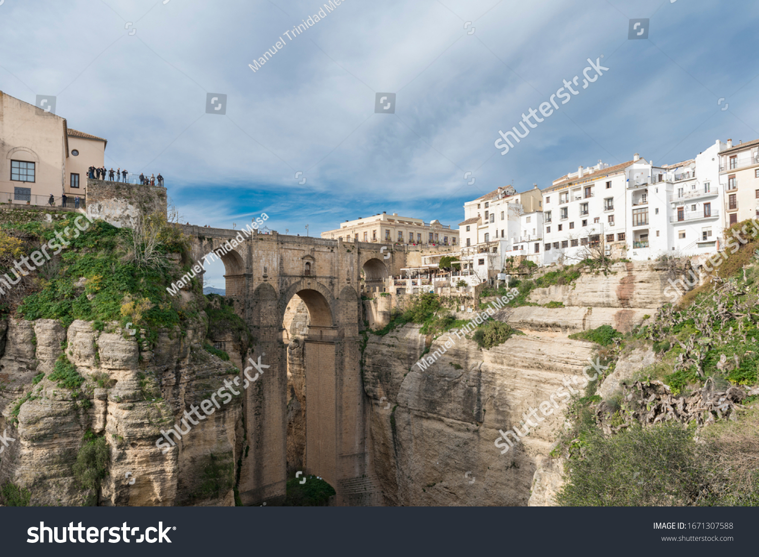 Ronda is a Spanish municipality in the province of Malaga