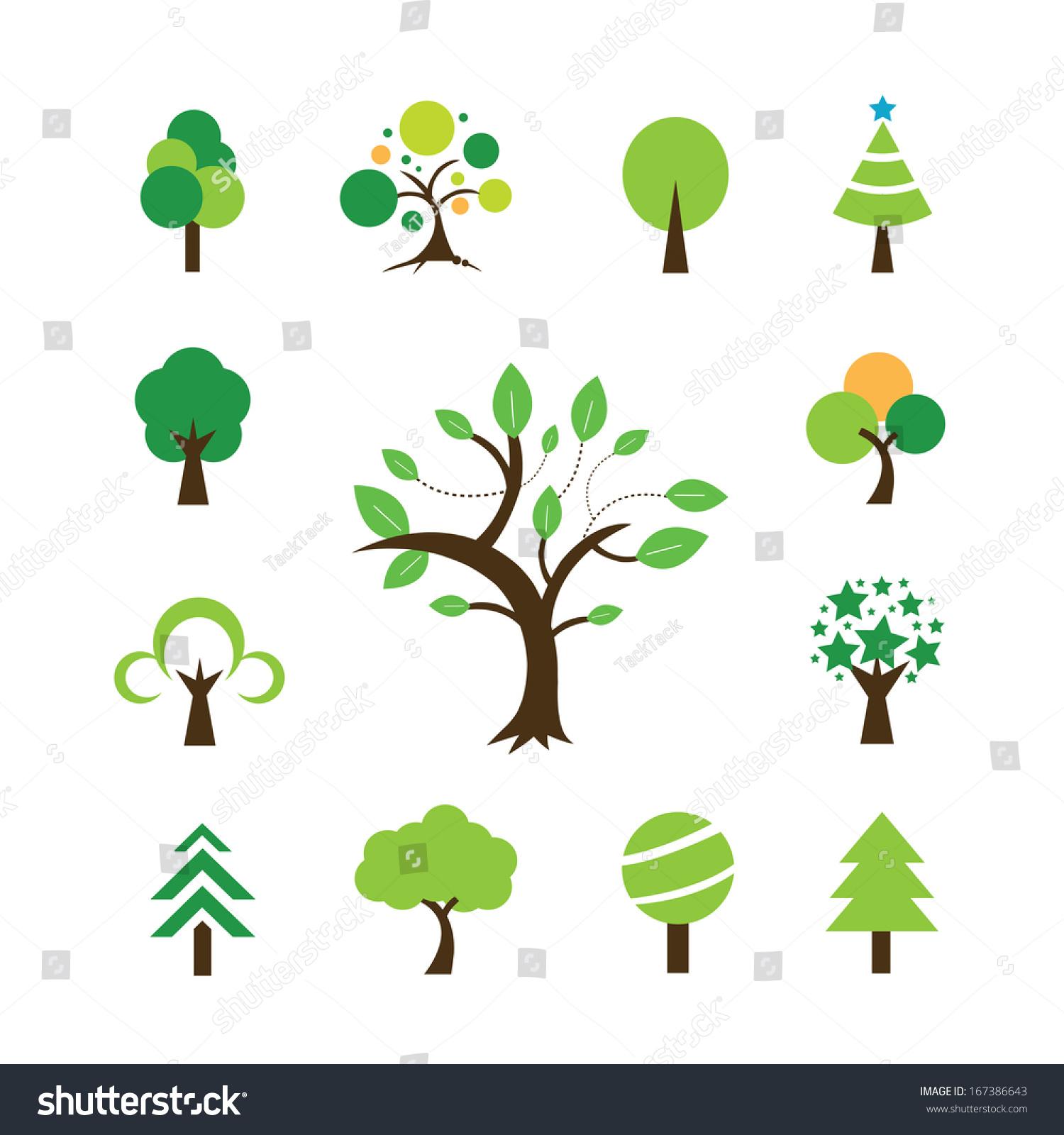 Symbol For Tree